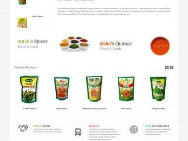 Otoba Foods Company