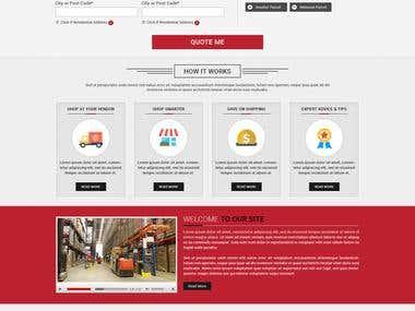 Courier Comparison Portal