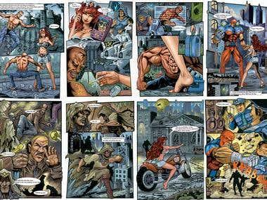 Comics_dark force