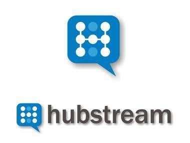Logo for HUBSTREAM