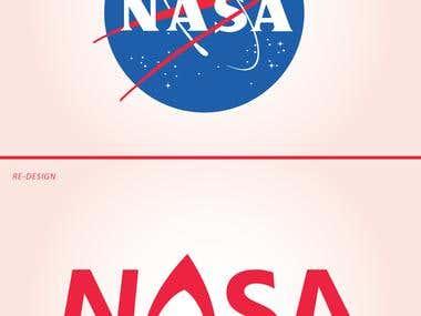 NASA (re-design)