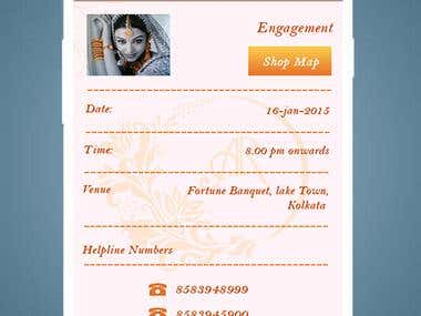 Sethia's Wedding App