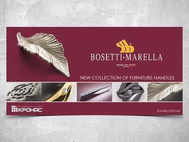 Bosetti Marella banner design