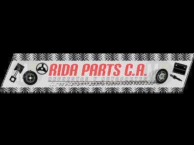 Rida Parts C.A. - Banner