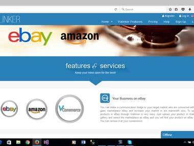 www.vialinker.com : Auction Management & ecommerce Site