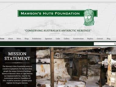 Mawson's Huts Foundation
