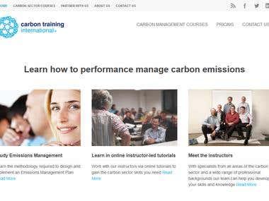 Carbon Training International