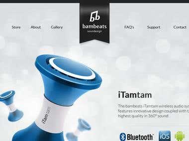 bambeats - Sound Design