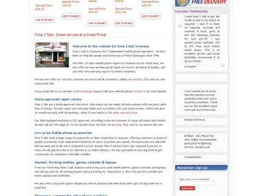Magento theme from html