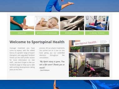 Sportspinal Health