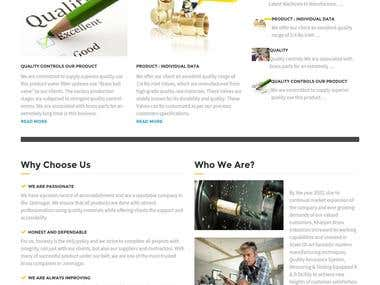 Brass Industry Website