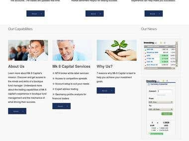 Capital investment and Trading Company