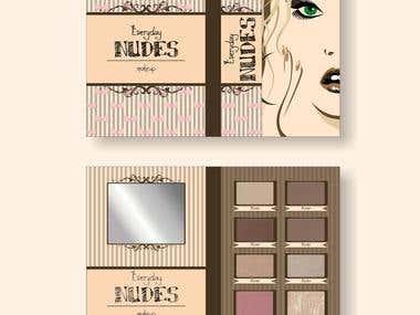 Makeup packagings designs