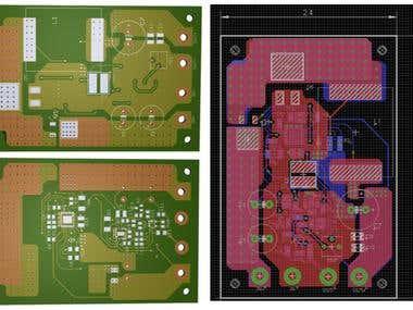 150V Input 2-40V Output SMPS