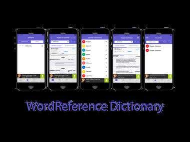 WordReference Dictionary