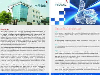 About HR Software Solutions Pvt. Ltd.