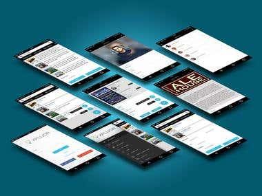 Xpluor App Redesign