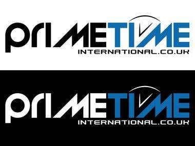 Logo Created For PrimeTimeInternational