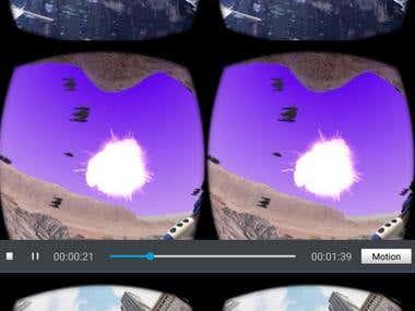 CuriousMe - Samsung VR