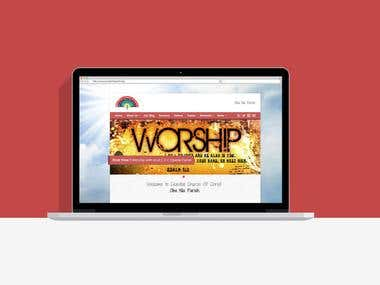 Celestial Church of Christ Website