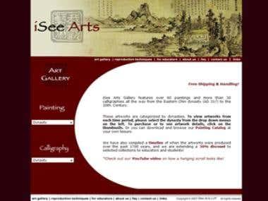 ISee Arts