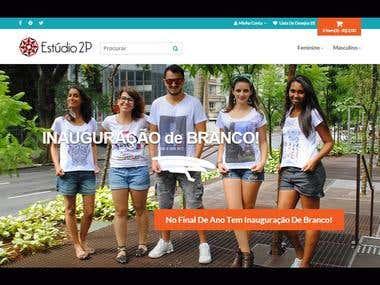 E-commerce Estúdio 2P