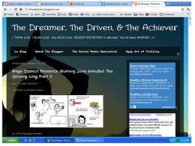 The Dreamer, The Driven, The Achiever