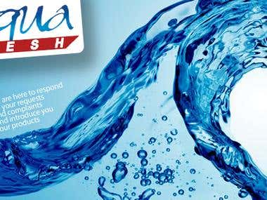 Aquafresh Facebook Cover
