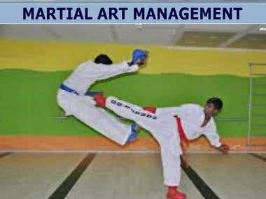 Martial Art School Management Software