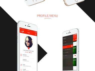 Cliente Frecuente App - UI/UX Design