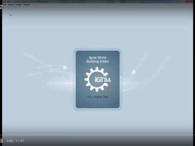 Ignia Editor - Game Engine Software Develepor