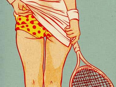 Tennis is Sexy