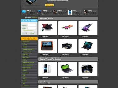 Ecommerce Theme Development