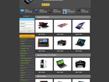 Ecommerce Theme Development