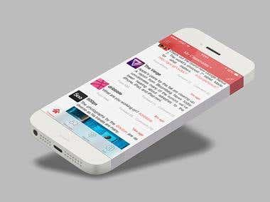 Classmate schedule app