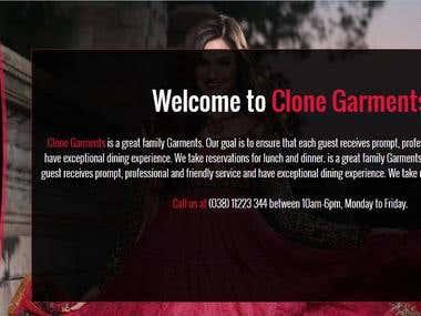 Clone Garments