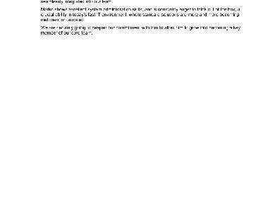 CastleGEM Recommandation Letter