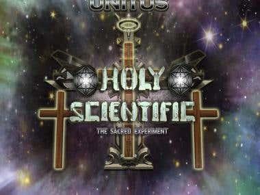 UNITUS-Holy Scientific LOGO
