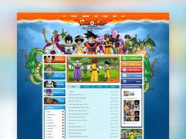 Website Design / XHTML5