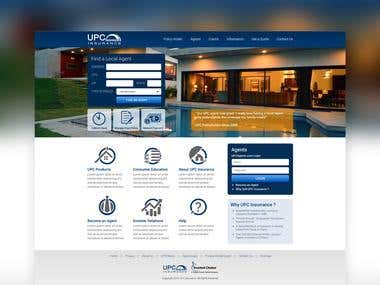 Website Design / XHTML5