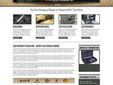 A Sell Gun Site