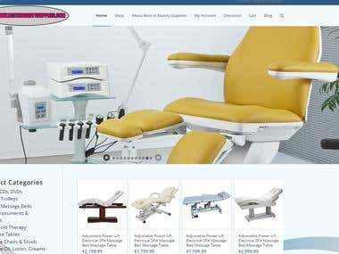 Ecommerce Website Design and Promotion