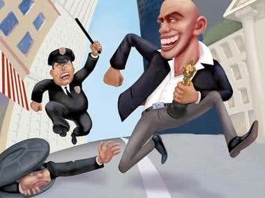 The Stolen Oscar