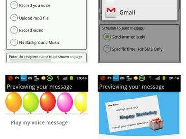Birthday Voice Message