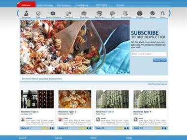 Online Restaurant  ordering