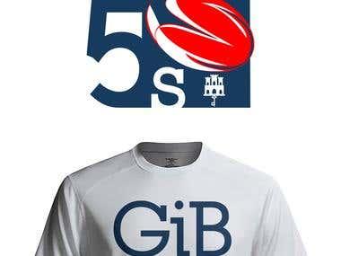 GIB BEACH 5S LOGO