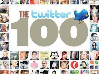 get 100 twitter accounts from us