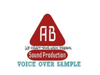 Voice Over - British English VO Sample
