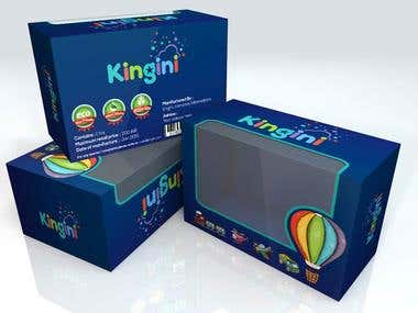 Toys Box Design, Kingini, India !
