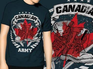 CANADIAN ARMY PROJECT